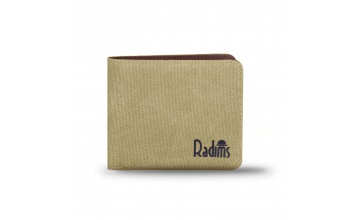 Vintage canvas wallet