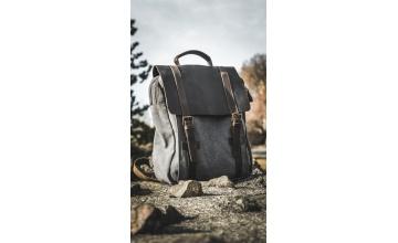 Retro batoh Měšťák